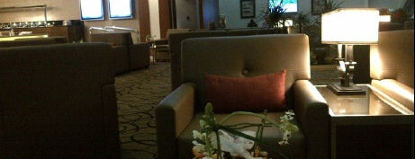 Emirates First Class Lounge is one of AIRPORTS world.