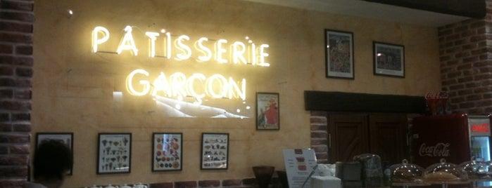 Patisserie Garçon is one of Места готовые к видеотрансляции.