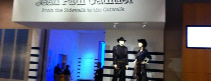 The Fashion World Of Jean Paul Gaultier At The Dallas Museum Of Art is one of Museums.