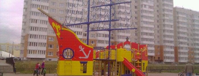 Площадка «Корабль» is one of house.