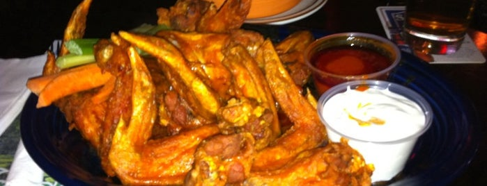 Moriarty's Restaurant & Irish Pub is one of The Best Wings in Every State (D.C. included).