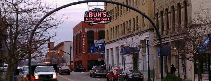 Bun's Restaurant is one of Nice restaurants in Columbus, OH.