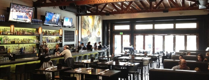 Rush Street is one of Culver City Casual Dining.