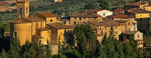 Pieve di San Donato is one of Vivere Chianni.