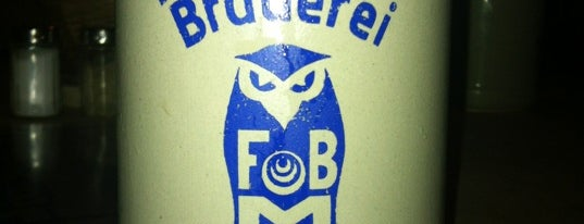 Forschungsbrauerei is one of Munich And More.