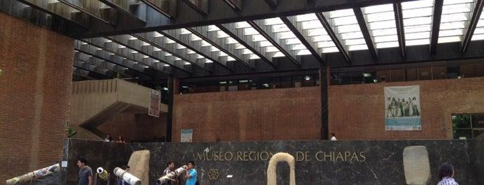 Museo De Antropologia is one of chiapas.