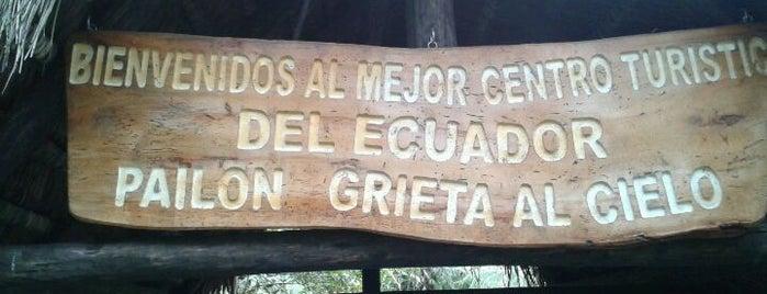 Pailon Del Diablo is one of Things To Do In Ecuador.