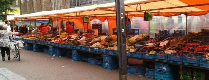 De Markt is one of Hotspots in Arnhem by As We Speak.