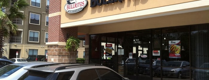 Bullritos is one of Vegan's Survival Guide to Houston.