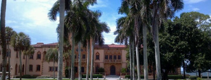 John & Mable Ringling Museum of Art is one of places that rock!.