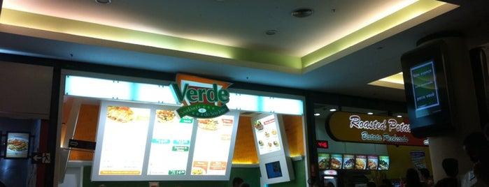 Verde Saladas e Sucos is one of Para os Vegetarianos em Campinas.