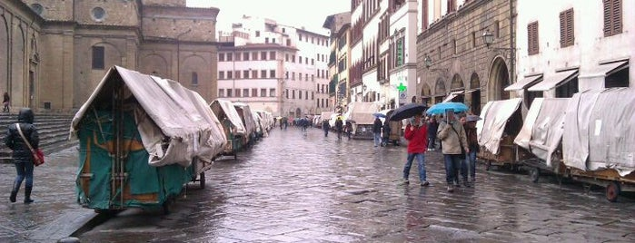 Piazza San Lorenzo is one of Firenze (Florence).