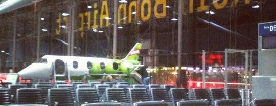 Cologne/Bonn Airport Konrad Adenauer (CGN) is one of Dima airports.