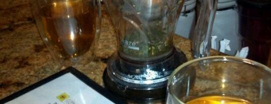 Urban Tea Loft is one of 20 favorite restaurants.