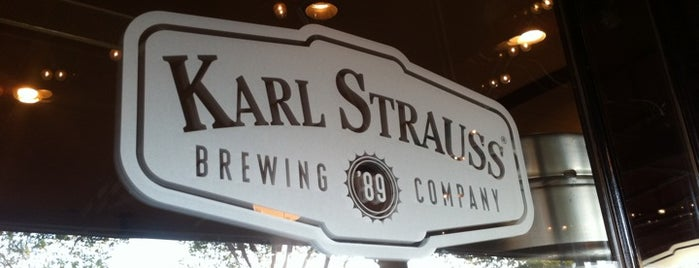 Karl Strauss Brewing Company is one of Oh yeah!!.