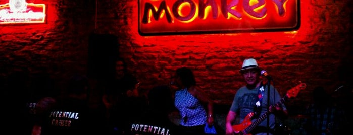 The Chuggin' Monkey is one of Clubs, Pubs & Nightlife in ATX.