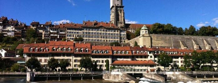 Bern is one of Capitals of Europe.