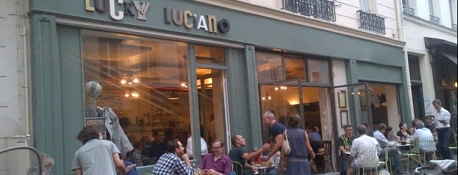 Lucky Luciano is one of Resto Paris.