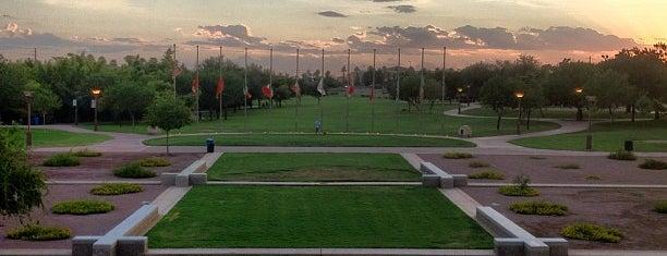 Margaret T Hance Park is one of Landmarks of Interest for J-Students.
