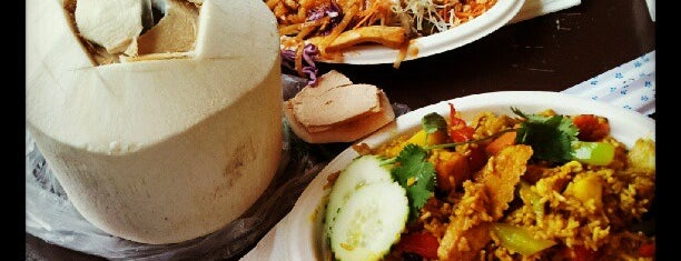 Thai Vegan is one of Good LA Food.
