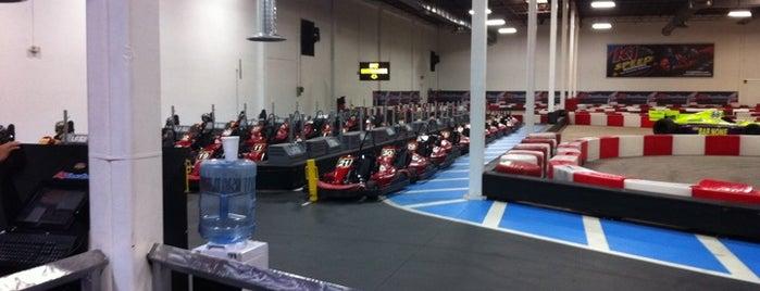 K1 Speed Phoenix is one of K1 Speed Locations.