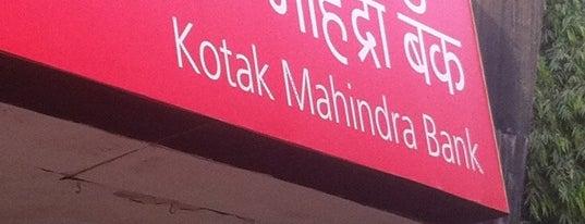 Kotak Mahindra Bank - Branch/ATM is one of Kotak Bank Locations - Mumbai.