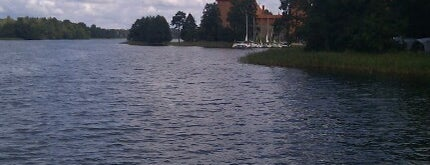 Trakai Island Castle is one of Vilnius: student edition.