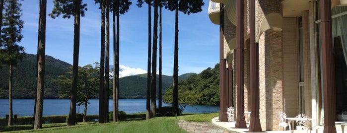 The Prince Hakone Lake Ashinoko is one of Tokyo.