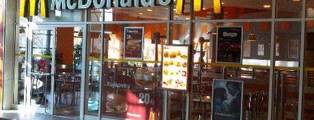 McDonald's is one of Restaurace.