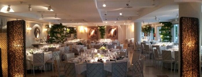 Hotel Spa Relais & Châteaux A Quinta Da Auga is one of Restaurantes románticos.