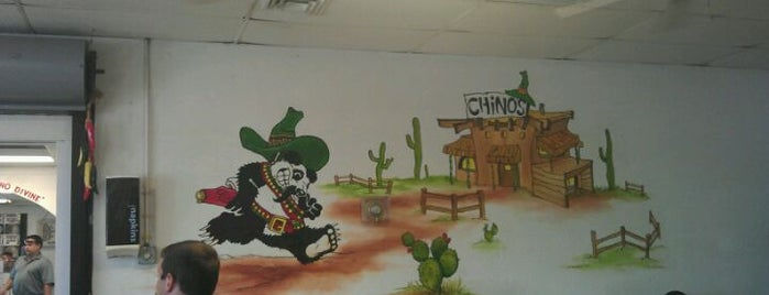 Chino Bandido is one of Diners, drive-ins, and such.
