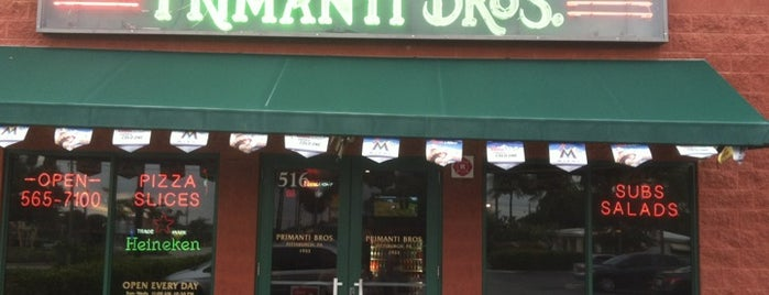 Primanti Bros. is one of Peewee's Big Ass South Florida Food Adventure!.