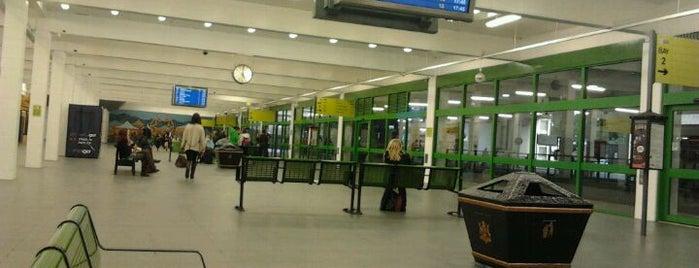 Broadmarsh Bus Station is one of #UK.