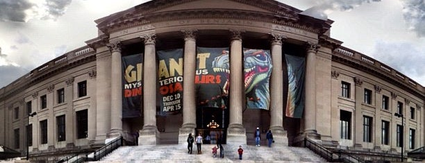 The Franklin Institute is one of Philadelphia - Pontos Turisticos.