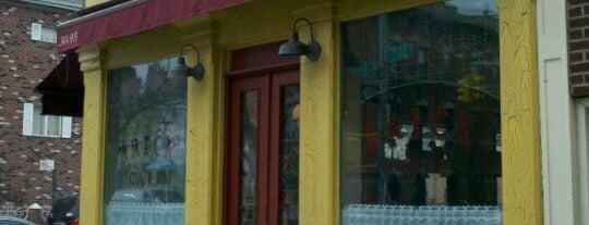 Brick Cafe is one of Astoria-Astoria!.