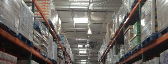 Costco Wholesale is one of Shopping.