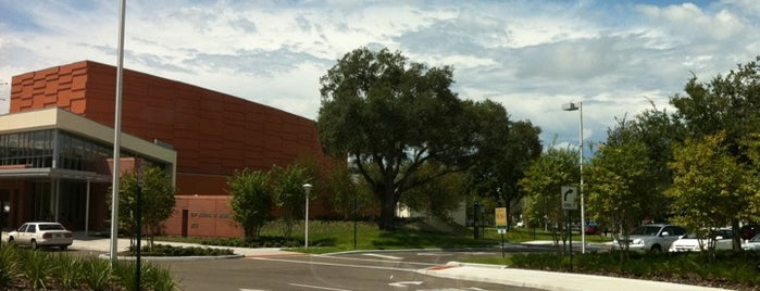 University of South Florida is one of College Love - Which will we visit Fall 2012.