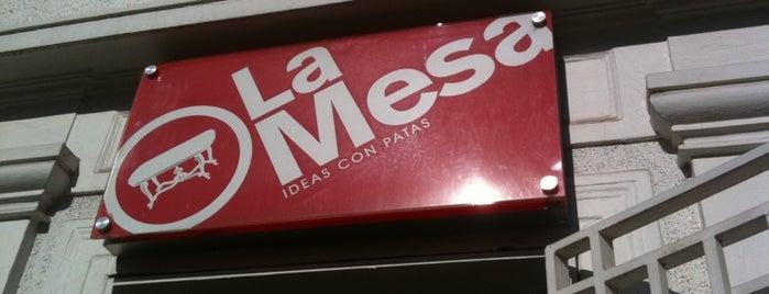 La Mesa is one of Agencias de publicidad en Chile.