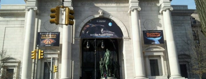 American Museum of Natural History is one of Crazy Nights at NYC Museums.