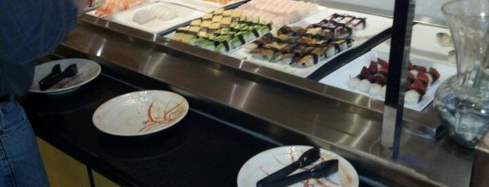 Makkoli Seafood Buffet is one of My favs.