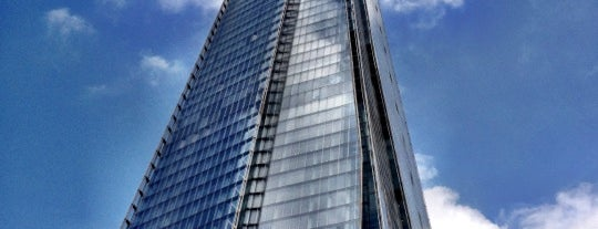 The Shard is one of Architecture Highlights.