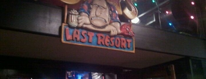 Dick's Last Resort is one of BUcket List.
