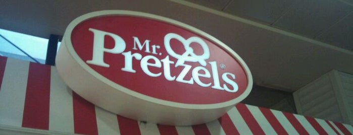 Mr. Pretzels is one of Love eat!.