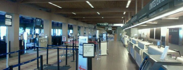 Eugene Airport (EUG) is one of Airports~Part 1....
