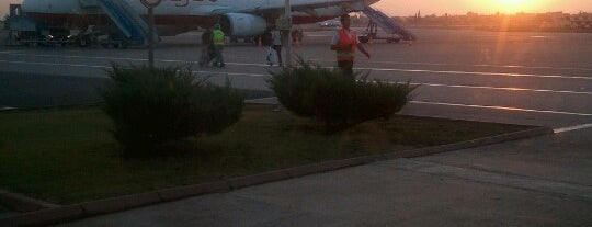 International Terminal is one of Airports in Turkey.