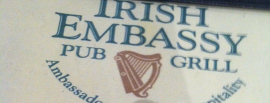 Irish Embassy is one of Bars Close To ACC.