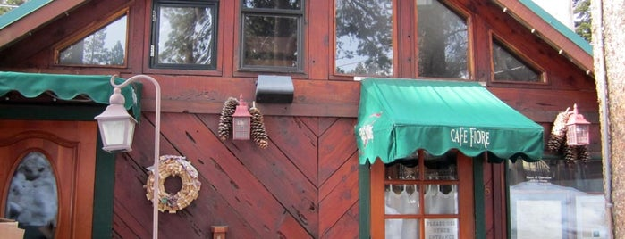Cafe Fiore is one of Locals Guide to Food in South Lake Tahoe.