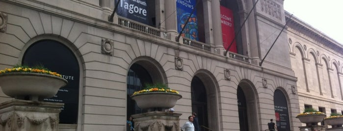 The Art Institute of Chicago is one of Two days in Chicago, IL.