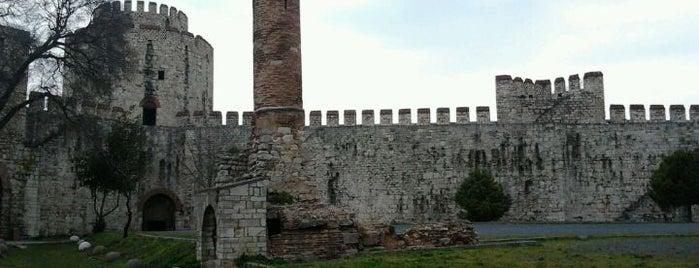 Yedikule Zindanları is one of 1stANBUL Tarih turu.