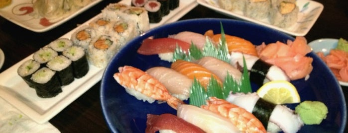 Sakura Japanese Restaurant is one of David & Dana's LA BAR & EATS!.